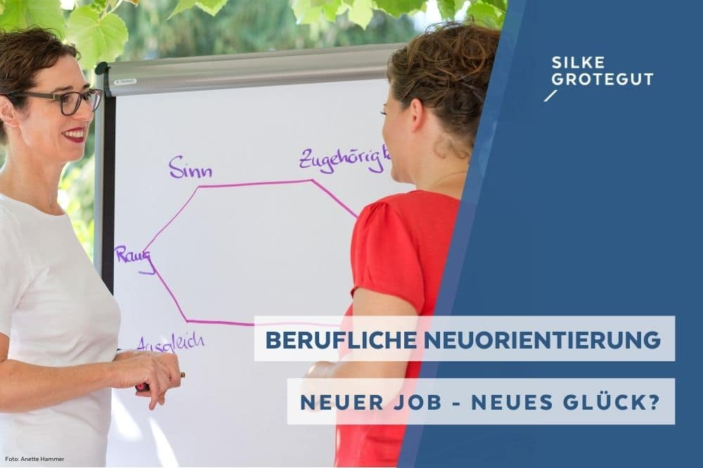 Berufliche Neuorientierung: Neuer Job – neues Glück?